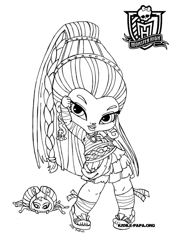 Monster High M  Larbilder